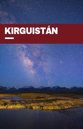 viajes a Kirguistán de Malamalama Travels