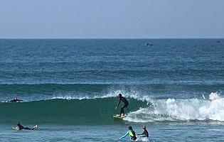 playa marruecos Anza