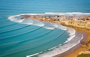 playa Marruecos imsouane