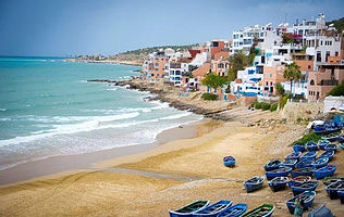 playa marruecos taghazout