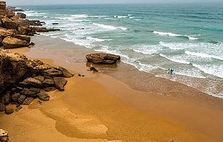 playa marruecos tamri