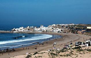 playa marruecos tifnit
