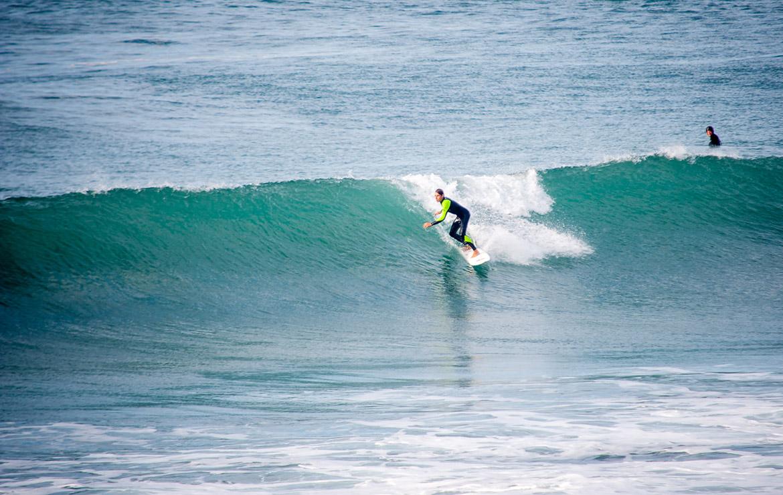 surfer en asturias