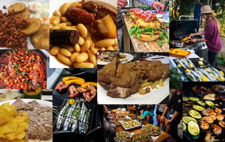 Comida en asturias