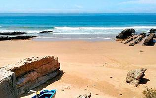playa de imi ouaddar