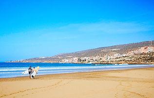 playa de panoramas