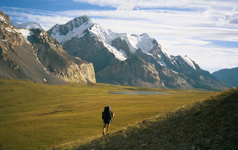 trekking por Kirguistán la Patagonia de Asia