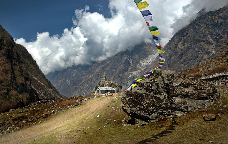 Trek en Mustang Nepal