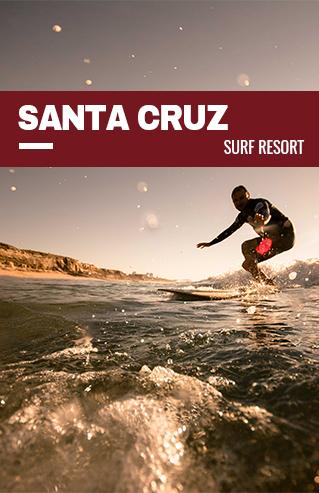 surfcamp en santa cruz Portugal